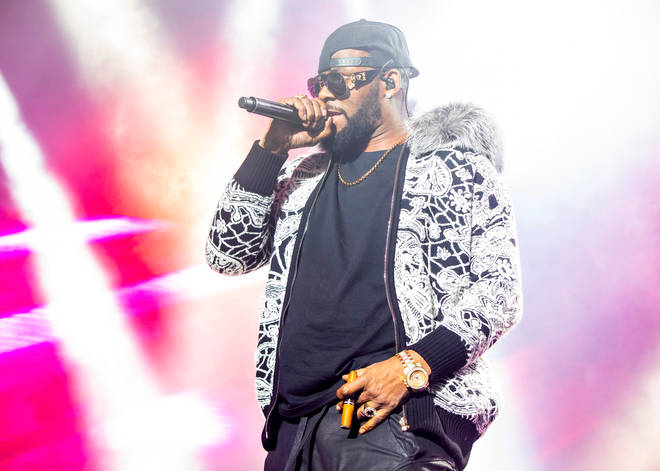 R. Kelly is readying a new album.