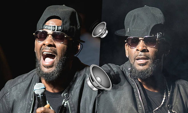 R. Kelly is allegedly preparing to drop new music.
