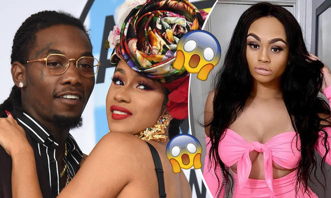 Cardi has reportedly moved back to Atlanta with Offset.