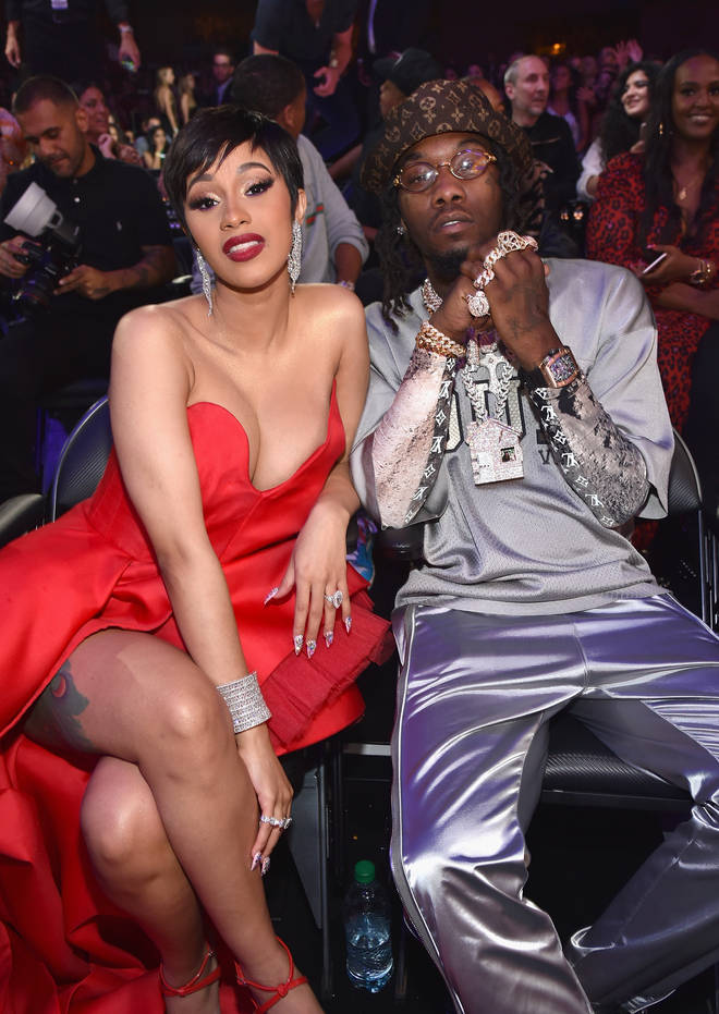 Cardi and Offset are said to be giving marriage another shot.
