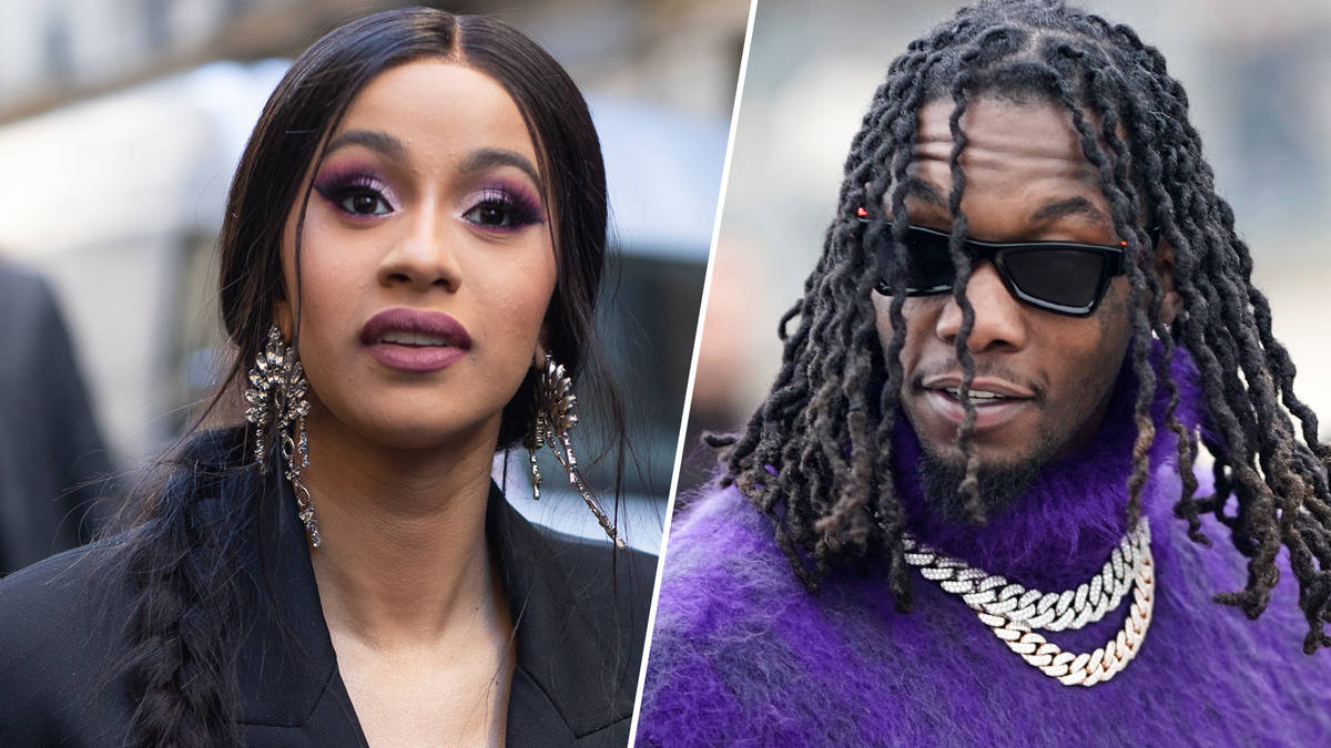 "Cardi B S New Back Tattoo Might Be Her Biggest One Yet: Cardi B Is Reportedly Setting These ""Rules"" For Offset"