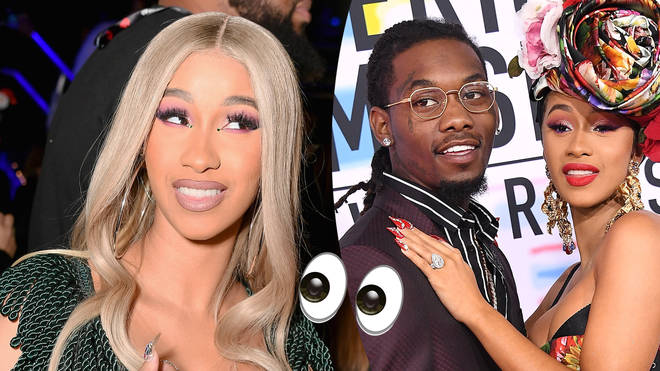 Cardi B and her on-off husband Offset are working through things.