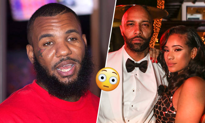 The Game fired back at Joe Budden over his sexual lyrics about Cyn.