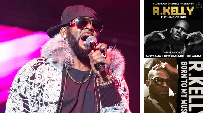 R. Kelly announces International Tour amid sexual allegations