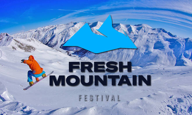 Fresh Mountain Festival 2019 line-up revealed