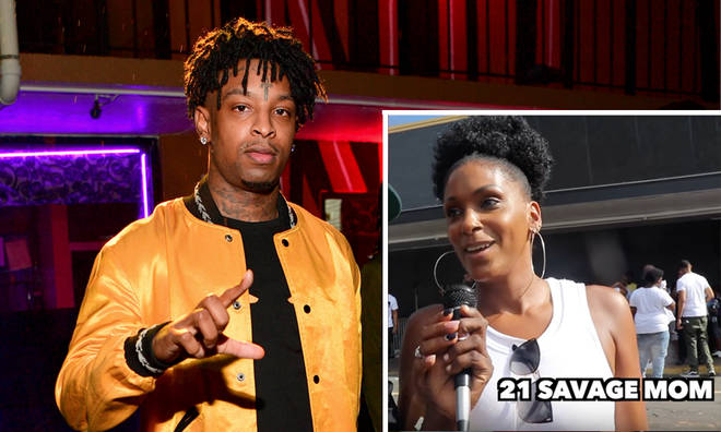 21 Savage's mums accent is the most traditional Londoner accent ever