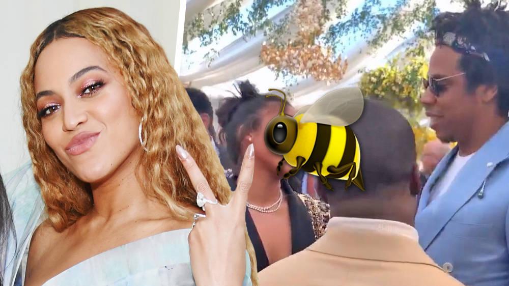 """Beyoncé Fans Drag Lori Harvey After """"Flirty"""" Jay Z Footage Emerges"""