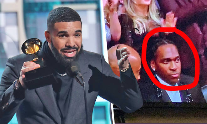 Pusha T and Drake GRAMMYs hoax has gone viral on social media