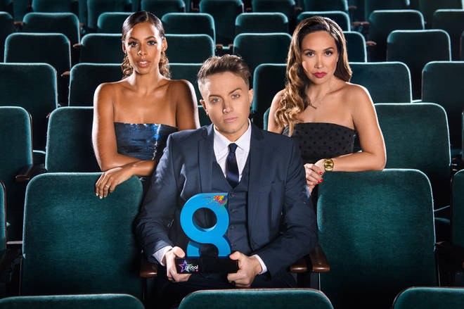 Roman Kemp, Myleene Klass and Rochelle Humes will present The Global awards 2019