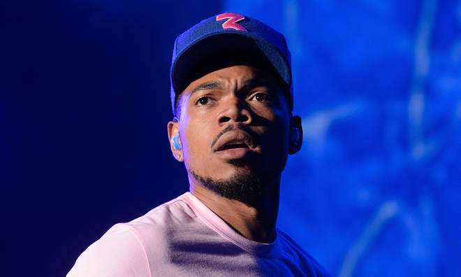 Chance The Rapper's new album is in the works.