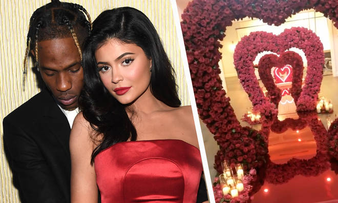 Kylie Jenner receives the most incredible Valentine's gift ever
