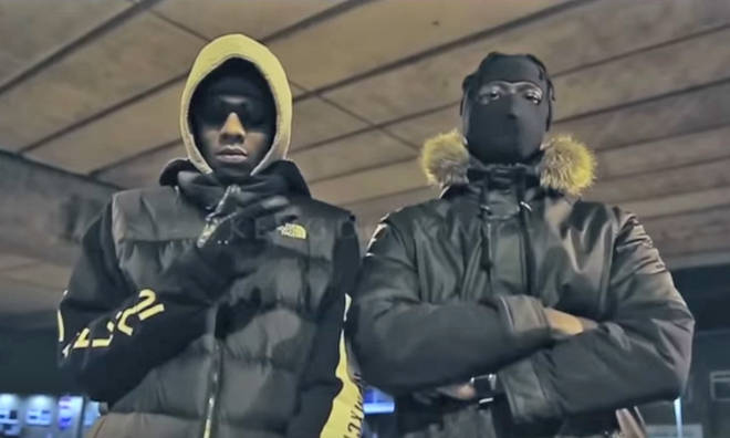 Skengdo X AM have been affected by the police clampdown on UK Drill music