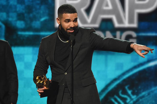 "Drake wins Best Rap Song for ""God&squot;s Plan"""