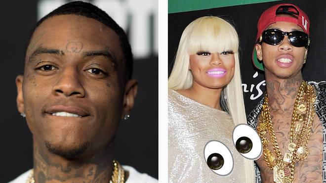 e8d5d037bb5bb Blac Chyna   Soulja Boy Relationship Exposed As  Fake  Amid Trolling Tyga  Claims