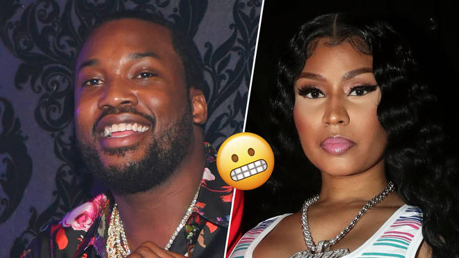 Meek Mill also referred to Nicki as 'anonymous'.