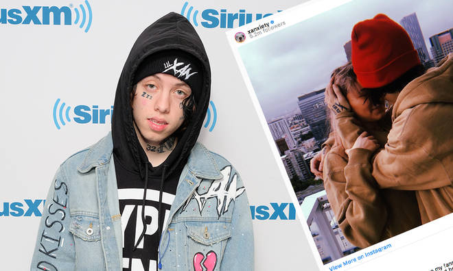 Lil Xan and girlfriend Annie Smith reveal lovely pregnancy news on Instagram with their fans