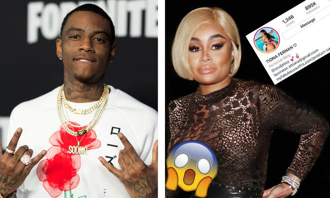 Soulja Boy professes love for his REAL girlfriend