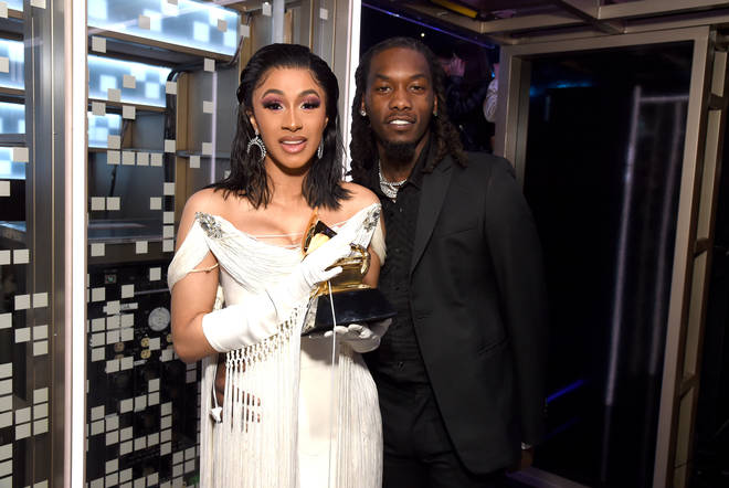 Cardi recently reconciled with husband Offset.