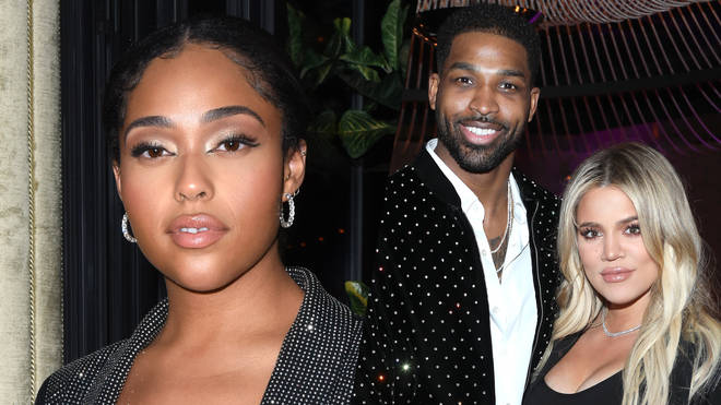 Jordyn Woods has spoken out amid the ongoing cheating allegations.