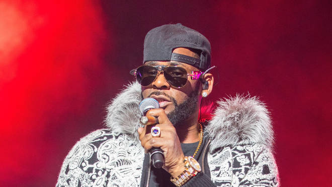 R Kelly has been arrested over sexual abuse claims