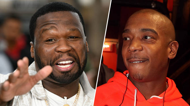 50 Cent seized the opportunity to mock his rival Ja Rule.