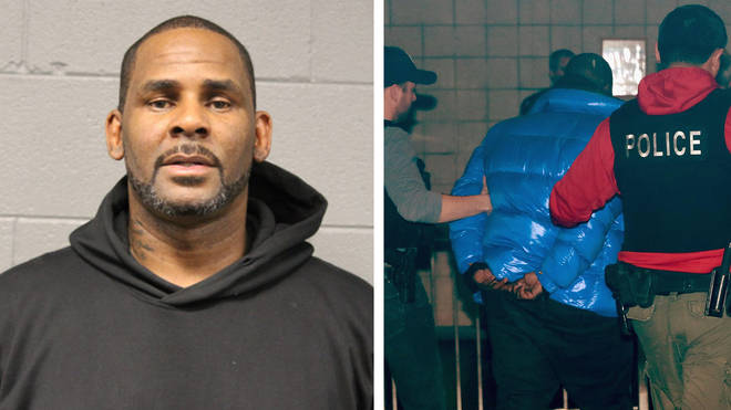 R. Kelly's female fans urge to pay his $100,000 bond