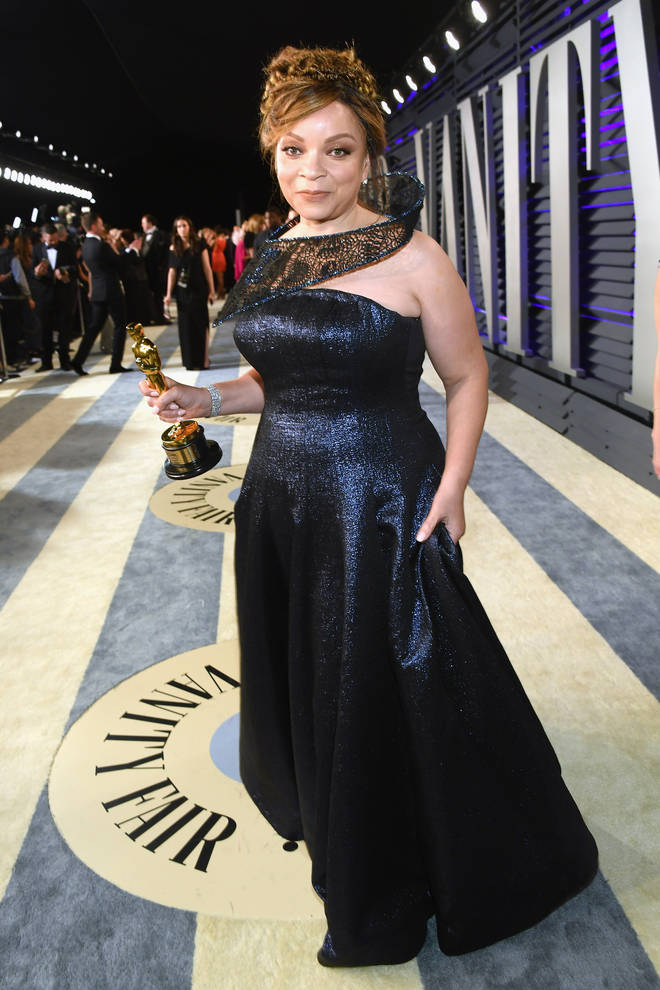 "Ruth E. Carter wins ""Best Costume Design"""