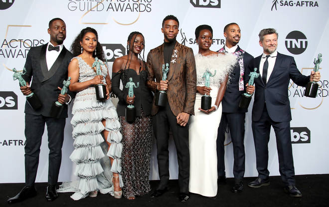 Black Panther wins Marvel's first ever Oscar