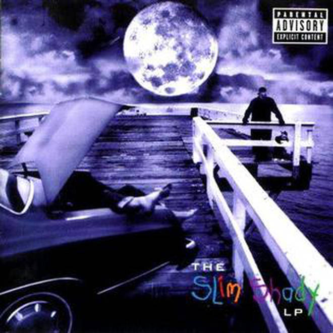 Eminem re-releases 'The Slim Shady LP' with an expanded edition
