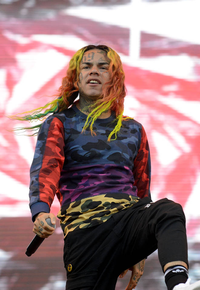 Molina shares a three-year-old daughter with 6ix9ine.