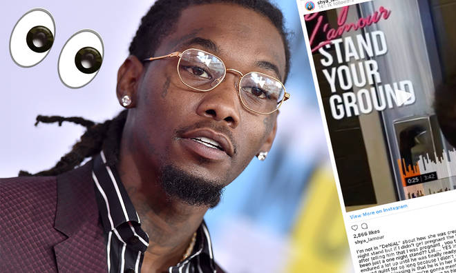 Offset Blasted By Mother Of His Oldest Daughter On Instagram rant