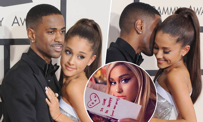 Ariana Grande and Big Sean have been spotted together again