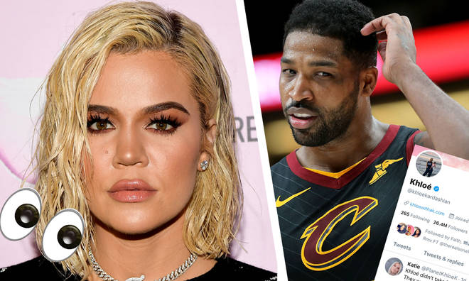Khloe Kardashian Likes Tweet Denying Taking Tristan Thompson From His Ex-Girlfriend