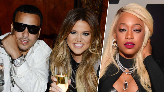 French Montana addressed speculation that he dated Khloe and Trina at the same time.