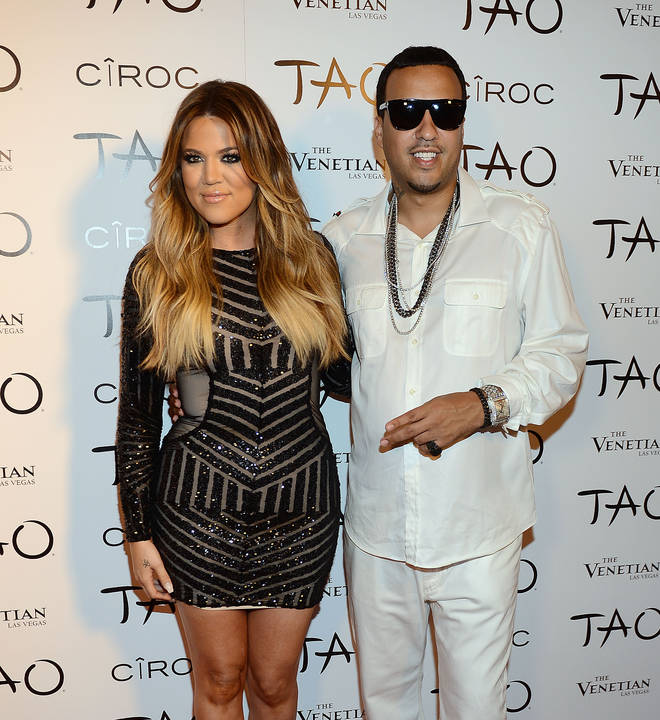 Khloe Kardashian and French Montana split in December 2014.
