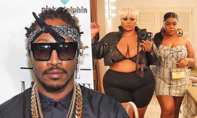 Future denies claims he refused club entry to a plus-size model