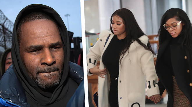 Jocelyn Savage's Family Cancel Chicago Plans Over R Kelly Welfare Check