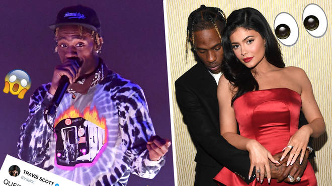 Travis Scott Reacts To Kylie Jenner's Self-Made Billionaire Status