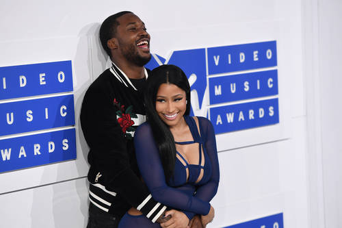 Nicki and Meek broke up at the beginning of 2017.