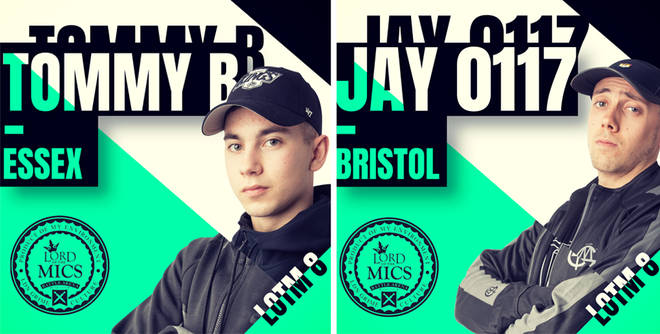 Tommy B & Jay0117 are on the LOTM8 line up