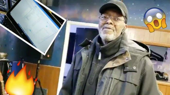 WATCH: 72 Year-Old Self-Taught Producer Makes Trap Beats While Doctors Tell Him To Stay Home