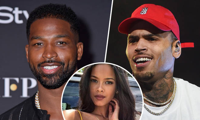 Tristan Thompson has been romantically linked to Karizma R, who allegedly used to date Chris Brown.