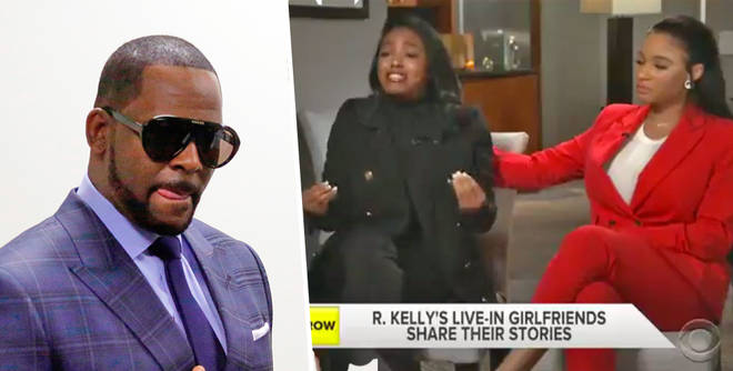 Jocelyn Savage and Azriel Clary have defended R kelly during an interview with Gayle King