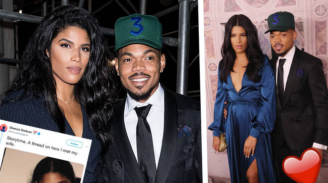 Chance The Rapper To Marry Financee Kirsten Corley This Weekend