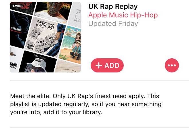 UK Rap Replay