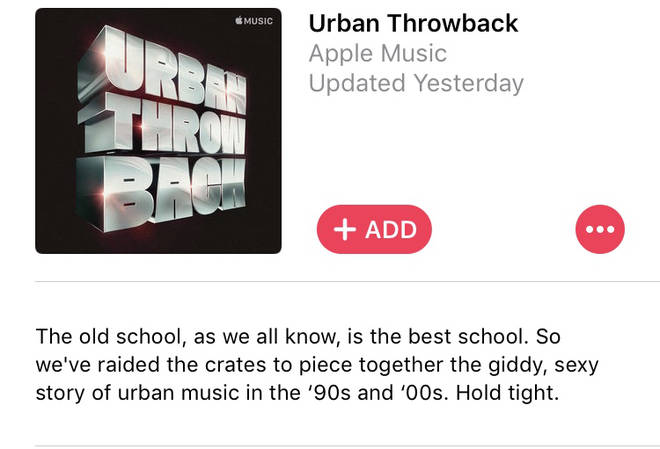 Urban Throwback