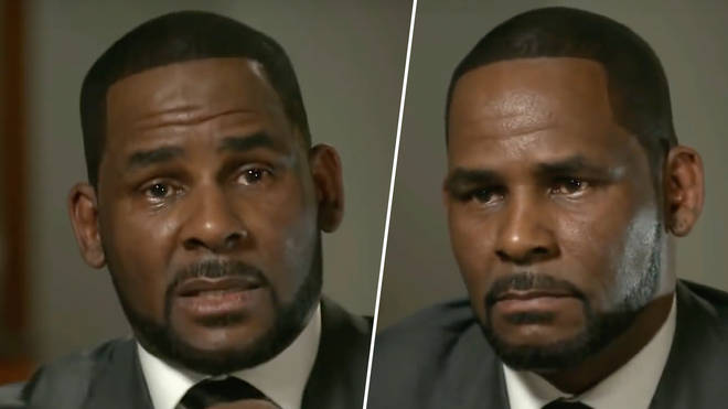 R. Kelly opened up about his financial situation to CBS anchor Gayle King.