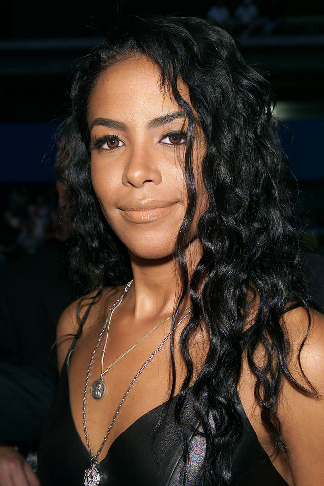 Aaliyah was just 15-years-old when she married R. Kelly.