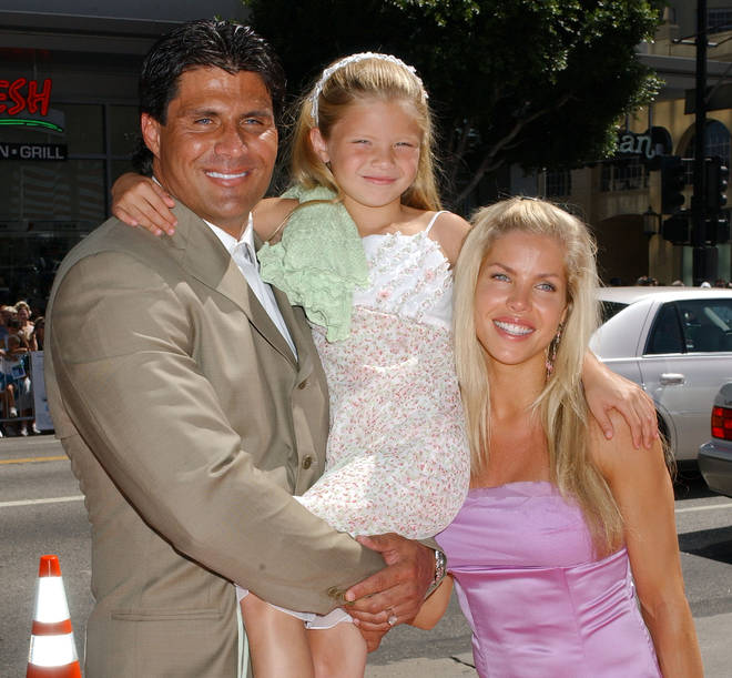 Canseco said he was with his ex-wife Jessica when Rodriguez 'called her on her phone.'