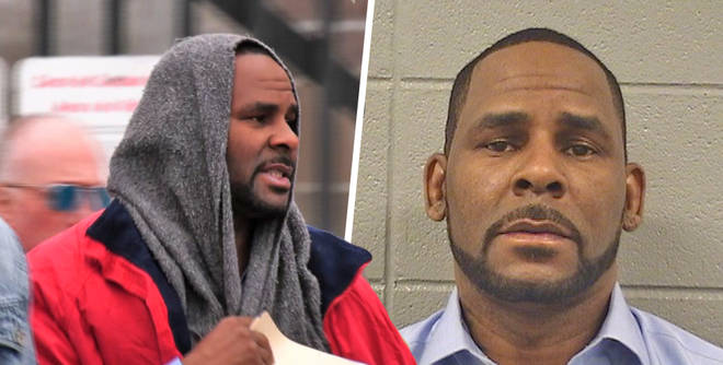 R Kelly's home raided after suicide pact claims